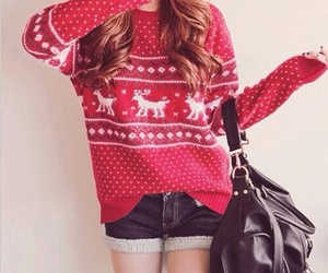 christmas, outfit, and clothes image