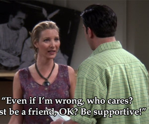funny, happy, and phoebe image