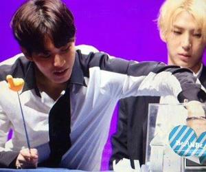 kpop, Leo, and hongbin image