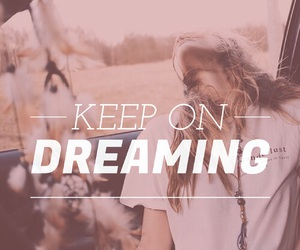 Dream and quotes image