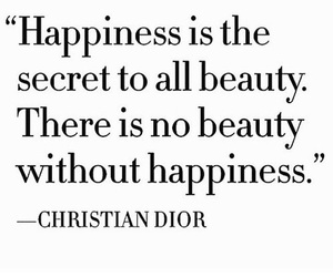quote, happiness, and beauty image