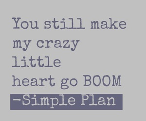 simple plan, sp, and so image
