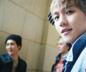 exo, baekhyun, and byun image