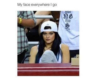 funny, kylie jenner, and crush image
