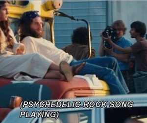 rock, song, and hippie image