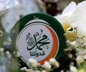 صلى الله عليه وسلم and مولد النبي ورد محمد (ص) image