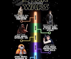 episode 8, film, and star wars image