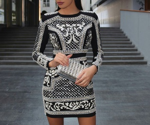 Balmain, beautyfull, and brocade image