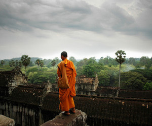 beautiful, monk, and photography image