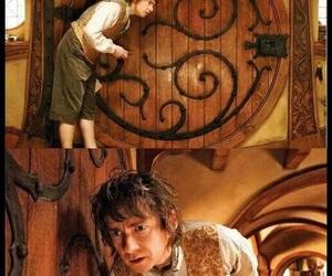 Martin Freeman, the hobbit, and bilbo baggins image