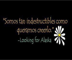 book, buscando a alaska, and frases image