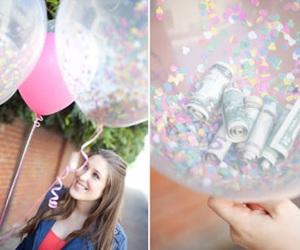 balloon, diy, and ideas image