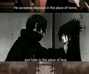 anime, naruto shippuuden, and sad image