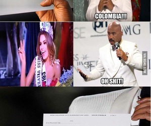 funny and miss universe image