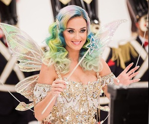 katy perry, fairy, and H&M image
