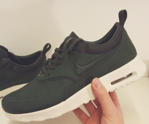 fashion, green, and nike image
