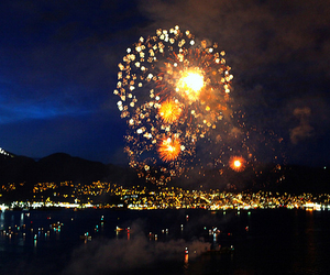 fireworks, photography, and city image