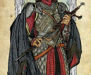 aragorn and LOTR image