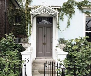 house, london, and home image