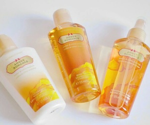girly, Victoria's Secret, and lotion image