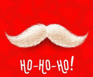 christmas, wallpaper, and ho ho ho image