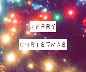 christmas, december, and merry christmas image