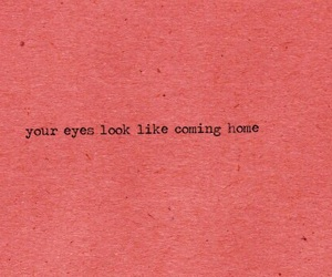 dear, home, and looking image