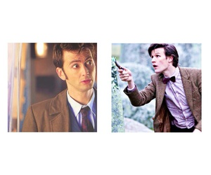 bbc, Collage, and david tennant image