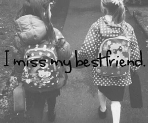 best friends, friends, and miss image