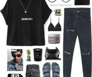 fashion, quote, and grunge image