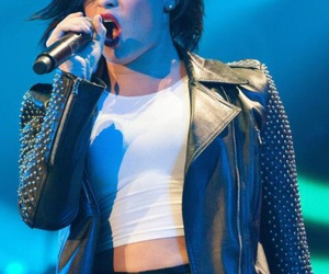 beautiful, demi lovato, and performing image