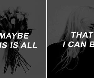 b&w, aestethics, and tumblr image