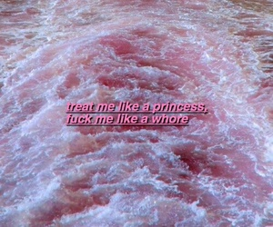 pink, daddy, and grunge image