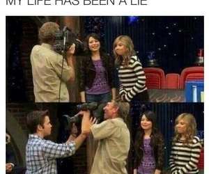 icarly and lies image