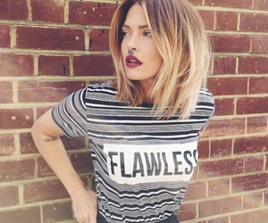 flawless, girl, and hair image