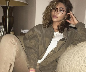 style, makeup, and chantel jeffries image