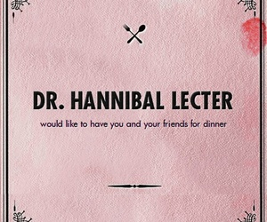 hannibal and hannibal lecter image