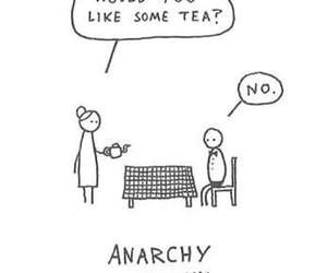 tea, anarchy, and uk image
