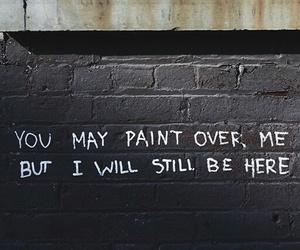 grunge, paint, and alternative image