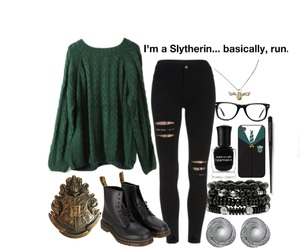 clothes, harry potter, and outfit image
