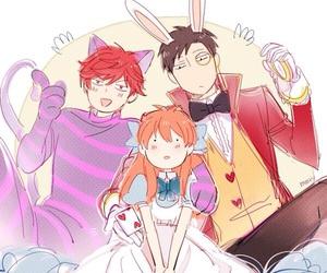 anime, neko, and cute image