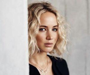Jennifer Lawrence, actress, and blonde image