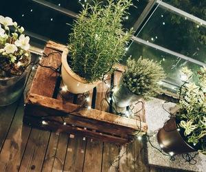 balcony, decor, and decoration image
