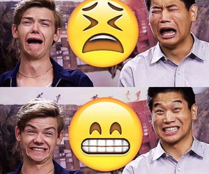 thomas sangster, boys, and face image