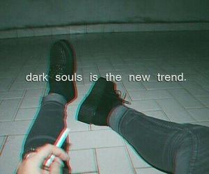 grunge, quote, and dark image