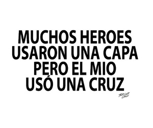 cruz, god, and hero image