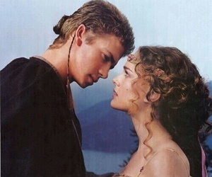 classic, Hot, and star wars image