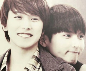 ryeowook, sungmin, and super junior image
