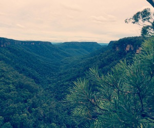 australia, canyon, and nature image