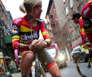 bike, cycle, and fixie image